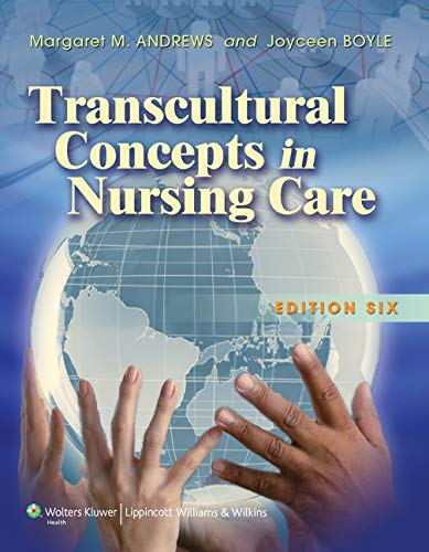 9781608310753: Transcultural Concepts in Nursing Care