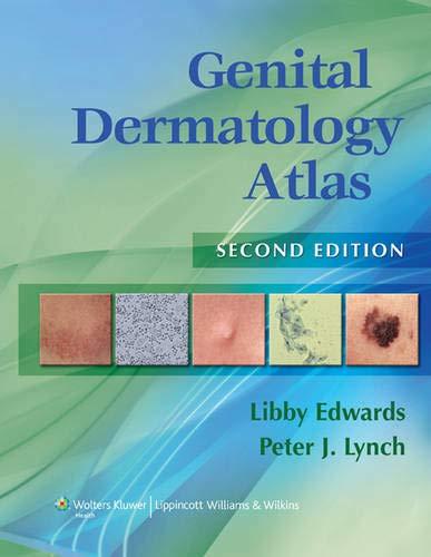 9781608310791: Genital Dermatology Atlas