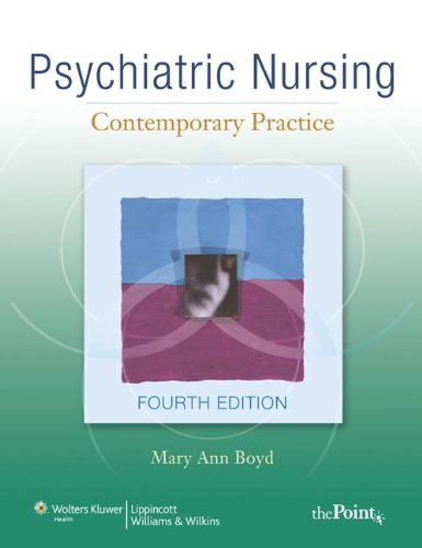 9781608311606: Psychiatric Nursing: Contemporary Practice