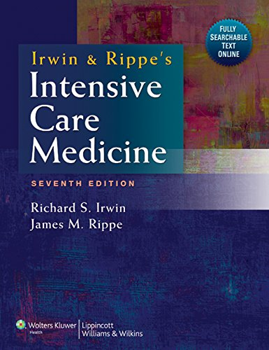 9781608311835: Irwin and Rippe's Intensive Care Medicine