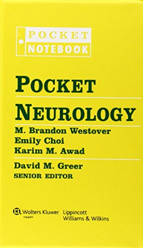 9781608312566: Pocket Neurology (Pocket Notebook Series)