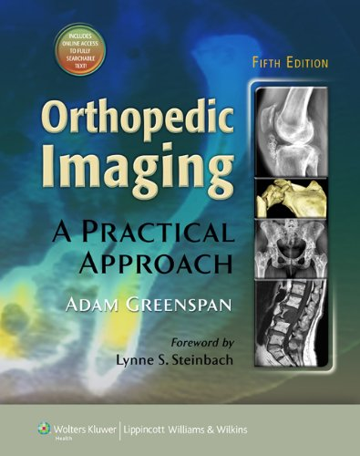 9781608312870: Orthopedic Imaging: A Practical Approach