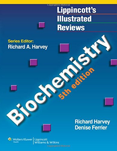 9781608314126: Biochemistry (Lippincott's Illustrated Reviews)