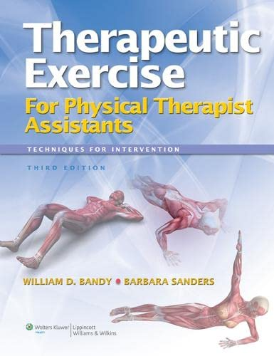 9781608314201: Therapeutic Exercise for Physical Therapy Assistants: Techniques for Intervention (Point (Lippincott Williams & Wilkins))