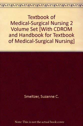 9781608315123: Medical-Surgical Nursing 11E N.A. Edition: 2 Vols + Handbook to Acccompany Brunner and Suddarth's Text of Medical-Sugical Nursing Pkg