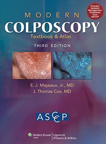 9781608315475: Modern Colposcopy Textbook and Atlas