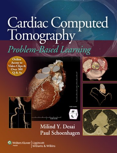 9781608315659: Cardiac Computed Tomography: Problem-Based Learning