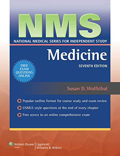NMS Medicine (National Medical Series for Independent: Wolfsthal, Susan