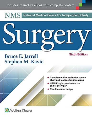 9781608315840: NMS Surgery (National Medical Series for Independent Study)