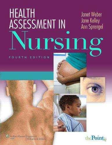 9781608316083: Health Assessment in Nursing