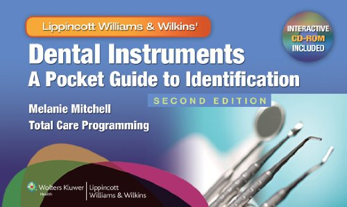 9781608316380: Dental Instruments: A Pocket Guide to Identification