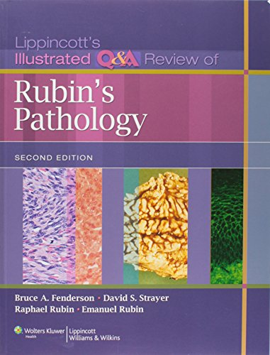 9781608316403: Lippincott's Illustrated Q&A Review of Rubin's Pathology, 2nd edition