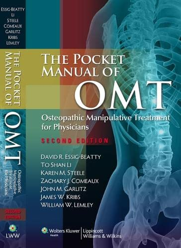 9781608316571: The Pocket Manual of OMT: Osteopathic Manipulative Treatment for Physicians