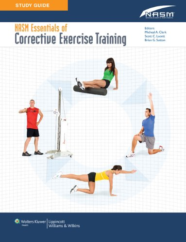 9781608317141: Study Guide to Accompany NASM Essentials of Corrective Exercise Training