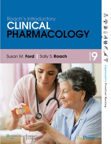 9781608318827: Introductory Clinical Pharmacology (volume set)