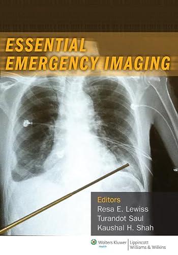 9781608318933: Essential Emergency Imaging (Essential Emergency Medicine)