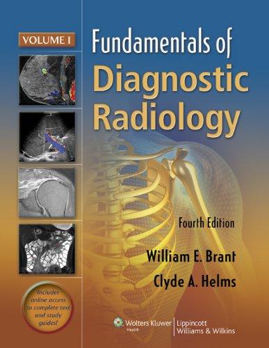 9781608319121: Fundamentals Of Diagnostic Radiology - 4 Volumes