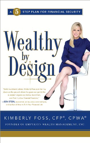 9781608325733: Wealthy by Design: A 5-Step Plan for Financial Security