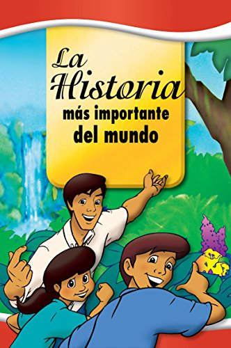 9781608341566: Most Important Story Ever Told-Spanish (Spanish Edition)