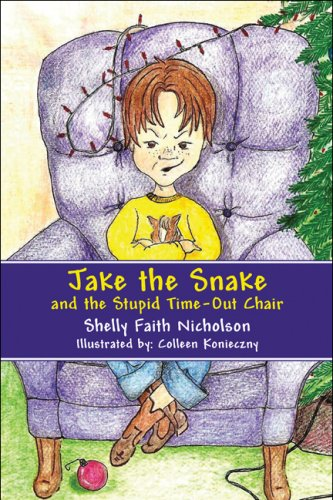 9781608366873: Jake the Snake and the Stupid Time-Out Chair