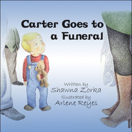 9781608367856: Carter Goes to a Funeral
