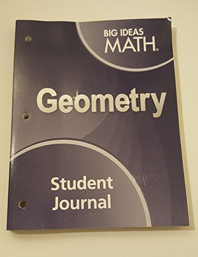 9781608408535: GEOMETRY - Big Ideas MATH - Student Journal