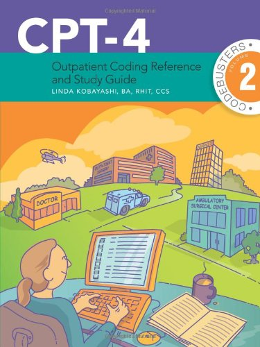 9781608445714: CPT-4 Outpatient Coding Reference and Study Guide