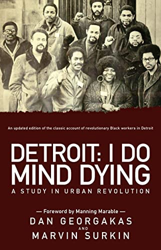 9781608462216: Detroit: I Do Mind Dying: A Study in Urban Revolution