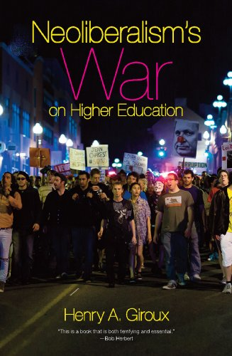9781608463343: Neoliberalism's War on Higher Education