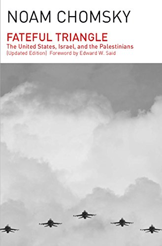 9781608463992: Fateful Triangle: The United States, Israel, and the Palestinians (Updated Edition)