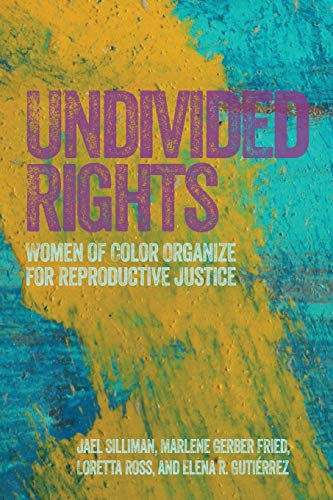 9781608466177: Undivided Rights: Women of Color Organizing for Reproductive Justice