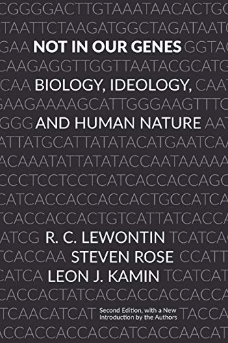 9781608467273: Not In Our Genes: Biology, Ideology, and Human Nature