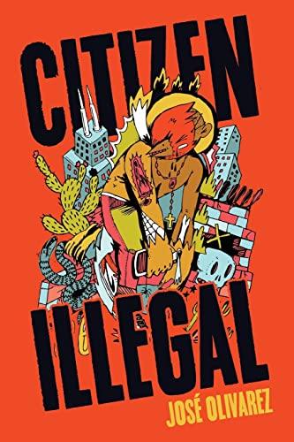 9781608469543: Citizen Illegal (BreakBeat Poets)