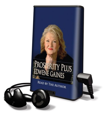 9781608475681: Prosperity Plus [With Earbuds] (Playaway Adult Nonfiction)