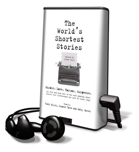 9781608476084: The Worlds Shortest Stories (Playaway Adult Fiction)