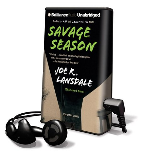 Savage Season [With Earbuds] (Playaway Adult Fiction) (1608478009) by [???]