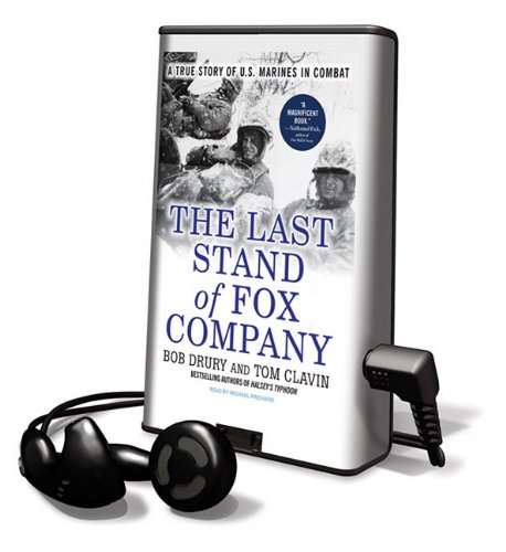 9781608478965: The Last Stand of Fox Company: A True Story of U.S. Marines in Combat (Playaway Adult Nonfiction)