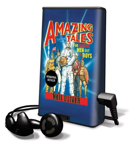 9781608479290: Amazing Tales for Making Men Out of Boys [With Earbuds] (Playaway Adult Nonfiction)