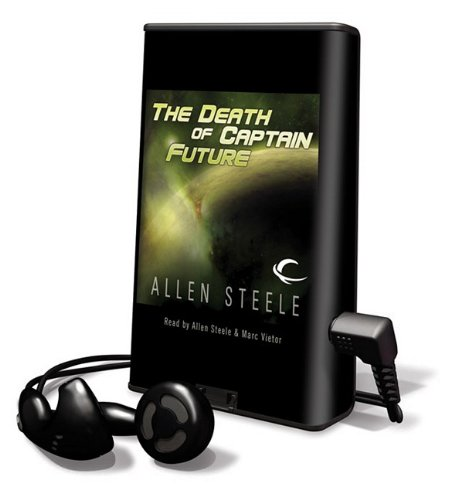 9781608479542: The Death of Captain Future [With Headphones] (Playaway Adult Fiction)