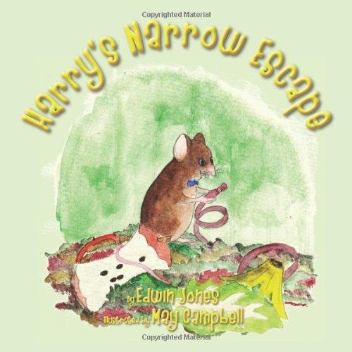 Harry's Narrow Escape: Jones, Edwin Roy
