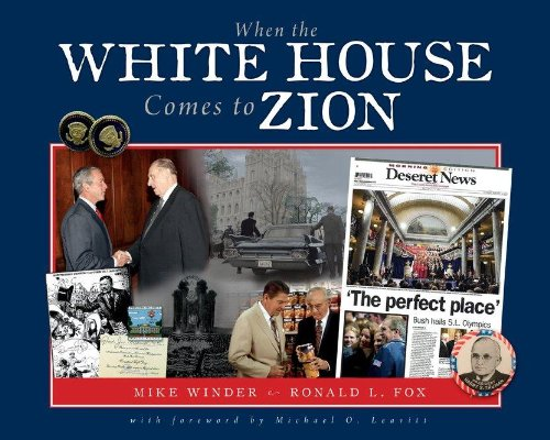 9781608612321: When the White House Comes to Zion