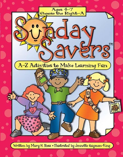Sunday Savers- CTR A: Mary H. Ross,