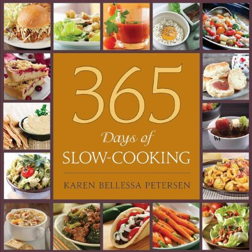 9781608618705: 365 Days of Slow-Cooking