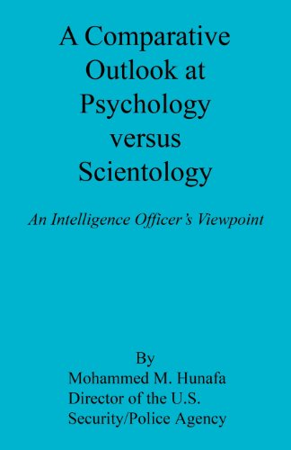 9781608624881: A Comparative Outlook at Psychology Versus Scientology