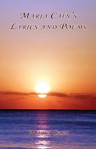 9781608625581: Maria Cain's Lyrics and Poems
