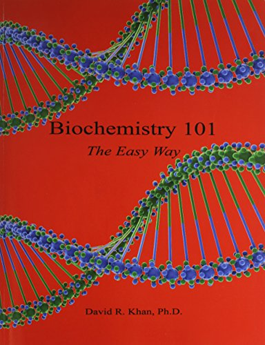 9781608625666: Biochemistry 101 - The Easy Way