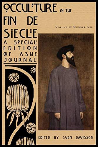 9781608640997: Occulture in the Fin de Siecle (Ashe Journal 4.1)