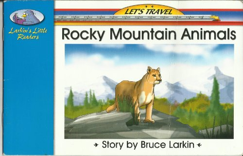 9781608674305: Rocky Mountain Animals