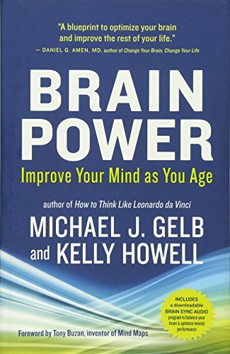 9781608680733: Brain Power: Improve Your Mind as You Age
