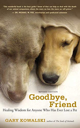 9781608680863: Goodbye, Friend: Healing Wisdom for Anyone Who Has Ever Lost a Pet